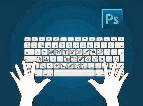 hotkey photoshop