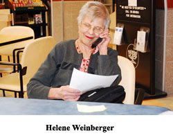 Helene Weinberger, guest columnist
