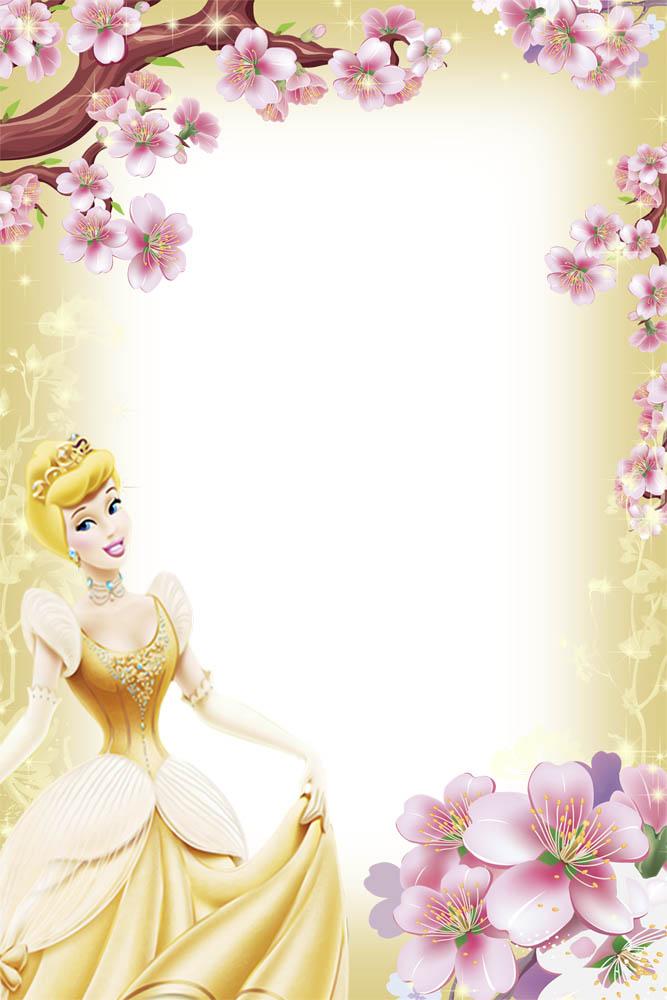 princess frame