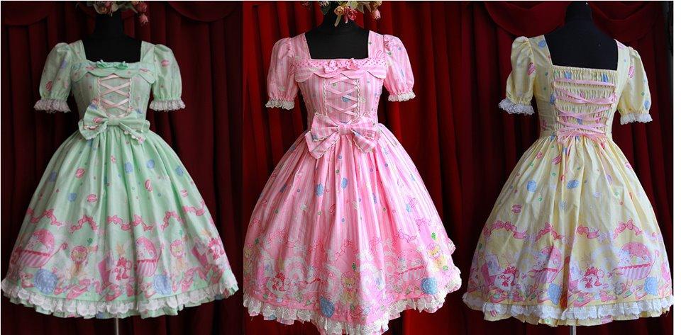 lolita tøj
