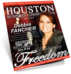 "MEET DEBBIE FANCHER A ""THOUGHT LEADER"" FOR THIS SERIES"