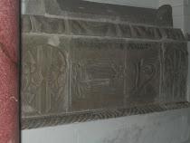La Tomba di Gugliermo, duca di Atene, fratello di Re Pietro d'Aragona, ubicata alla Cattedrale
