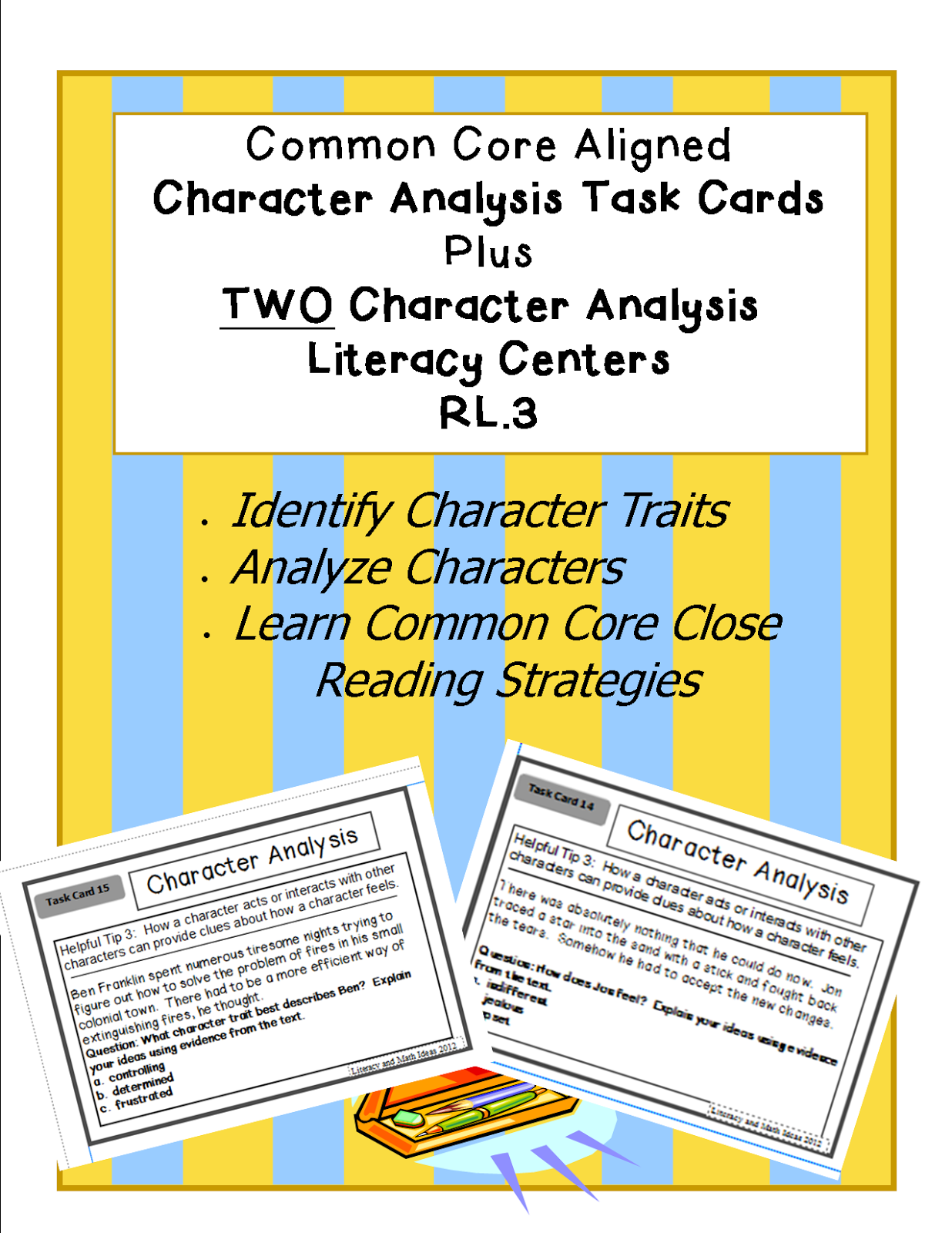how might a compare and contrast character analysis essay