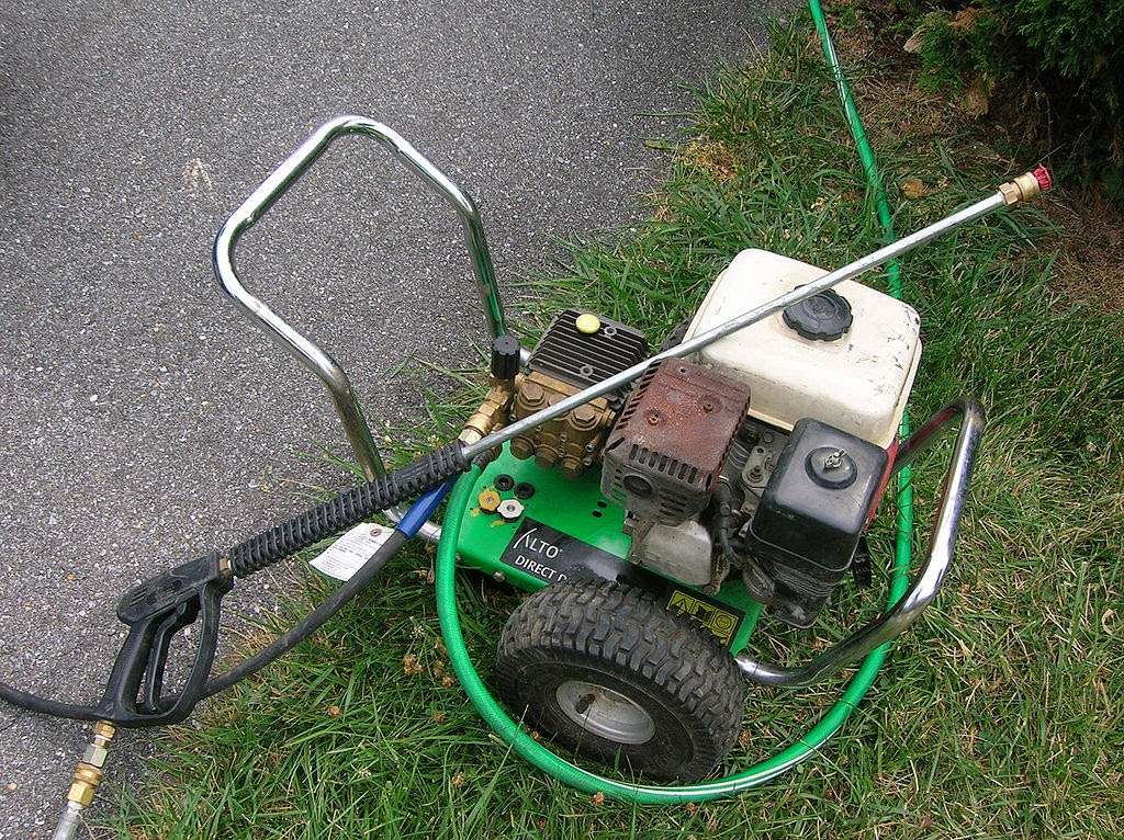 pressure washer for cleaning