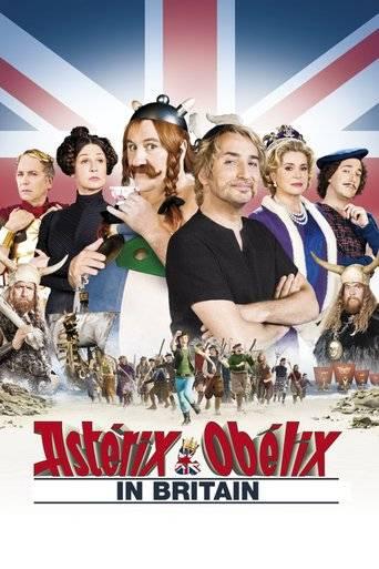 Asterix and Obelix: God Save Britannia (2012) ταινιες online seires xrysoi greek subs