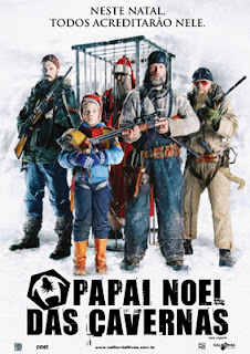 Filme Poster Papai Noel Das Cavernas DVDRip XviD Dual Audio & RMVB Dublado