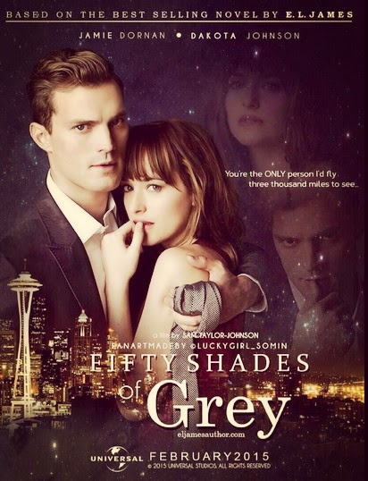 Film Hot Fifty Shades Of Grey (2015) + Subtitle Indonesia Terbaru