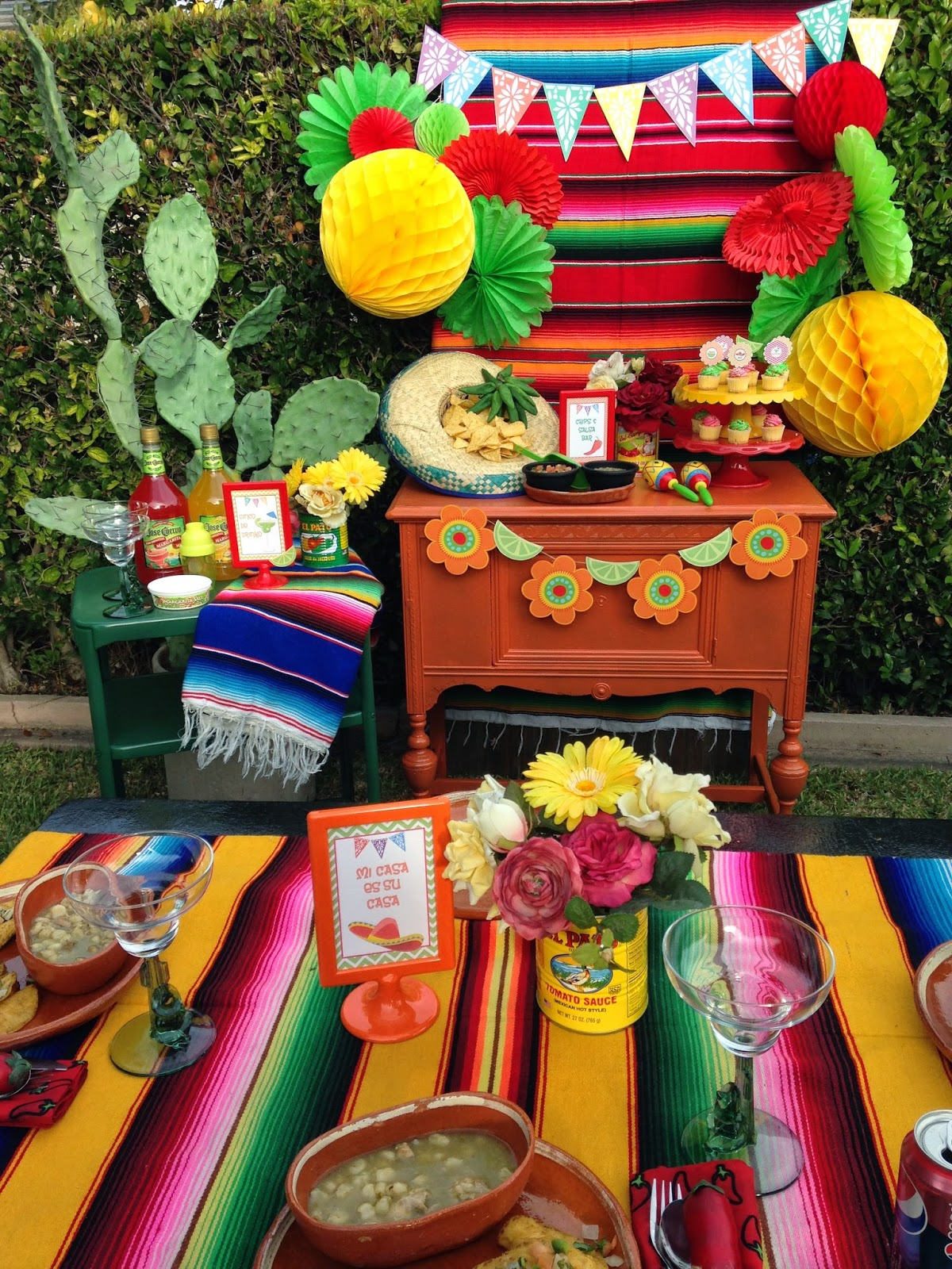cinco de mayo fiesta laura 39 s little party. Black Bedroom Furniture Sets. Home Design Ideas