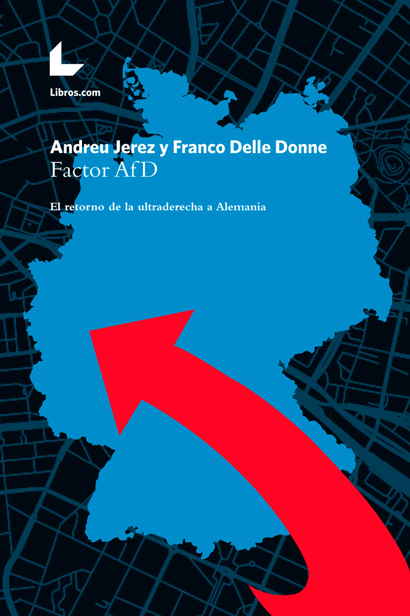 "Coautor del libro ""Factor AfD"""
