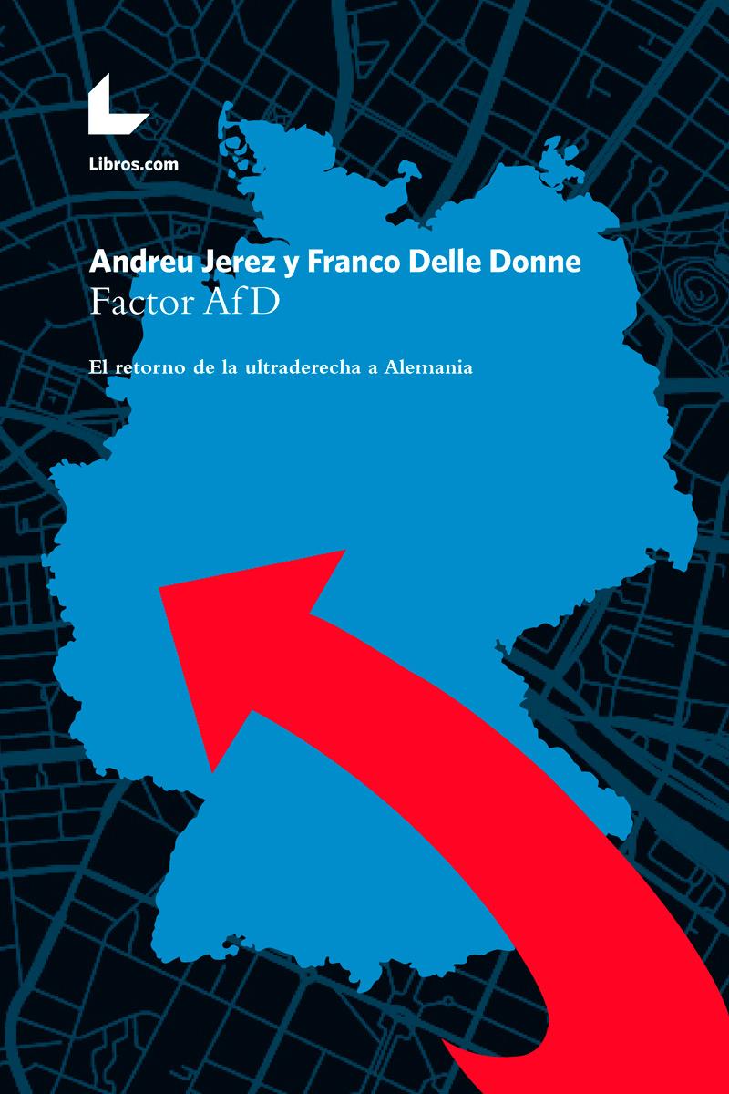 """Coautor del libro """"Factor AfD"""""""