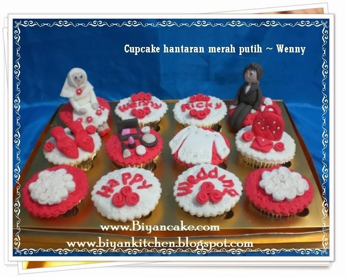 cupcake hantaran pernikahan