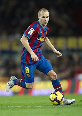 Andres Iniesta - FC Barcelona (2)