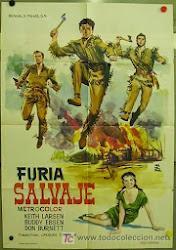 Furia salvaje (1959) Descargar y ver Online Gratis