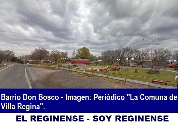 BARRIO DON BOSCO HOY.