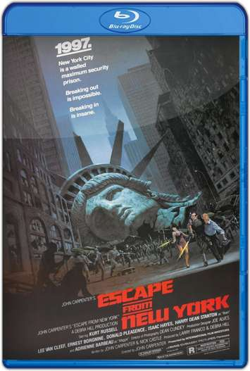 Escape de Nueva York (1997) HD 1080p Latino