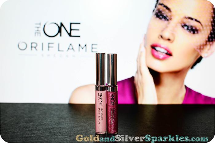 the one power shine lip gloss