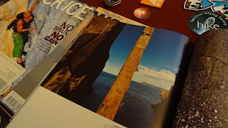 Rock and Ice Climbing Magazine