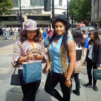 angela okorie london