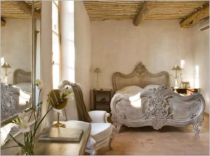 French Country Farmhouse Decorating Ideas for Bedroom