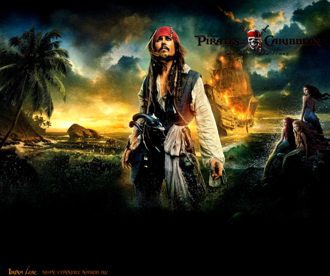Pirates Of The Caribbean Wallpaper Hd