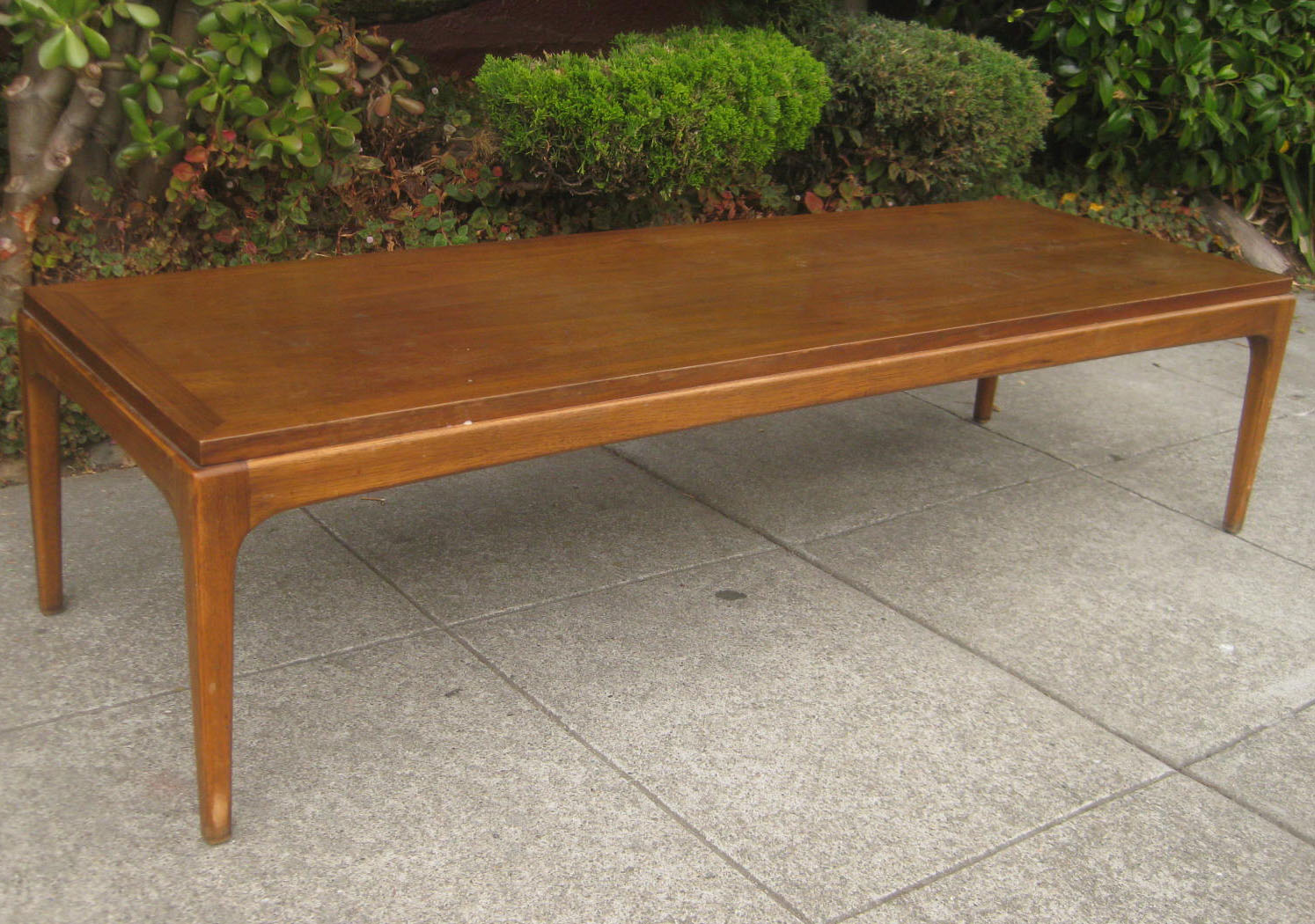 Uhuru furniture collectibles sold lane danish style for 60s style coffee table
