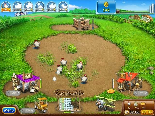 العاب مزارع