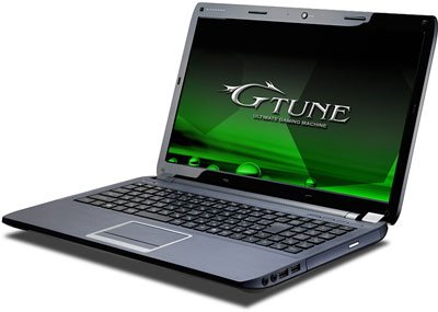 Mouse Computer NEXTGEAR-NOTE i400BA1 15.6-Inch Gaming Notebook