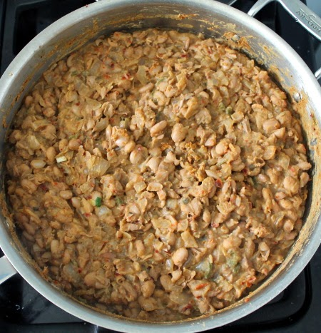 How to cook beans from scratch & classic refried beans