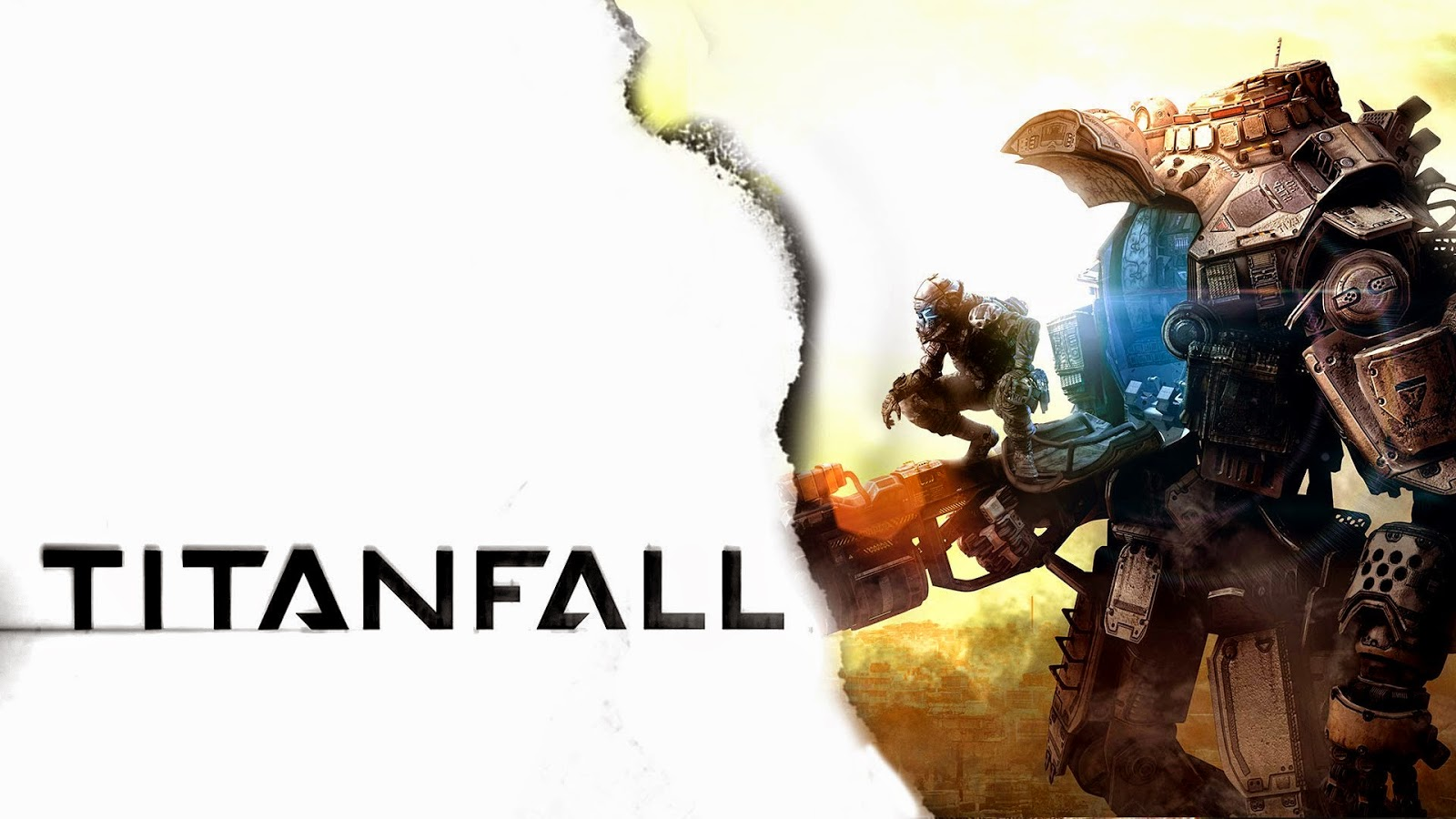 Review Game FPS Terbaik : Titanfall