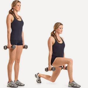 Leg and Squat Exercise