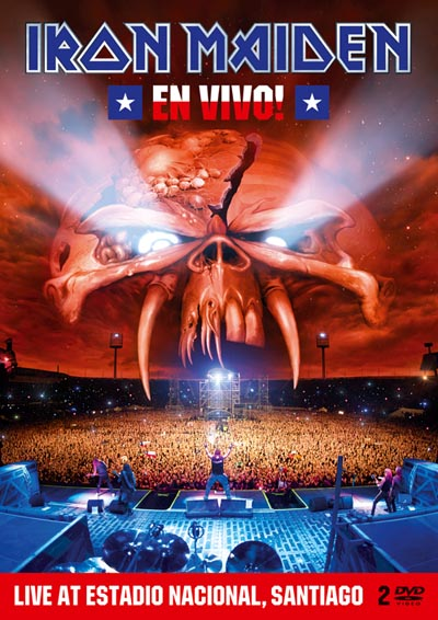 DVD en vivo 2011 chile