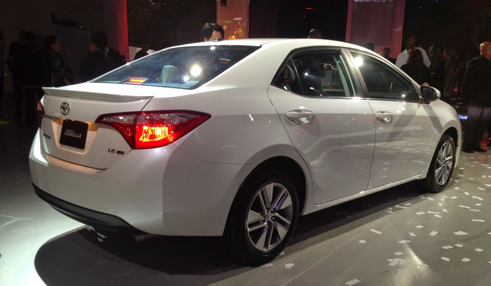 New Toyota Corolla 2014 Review