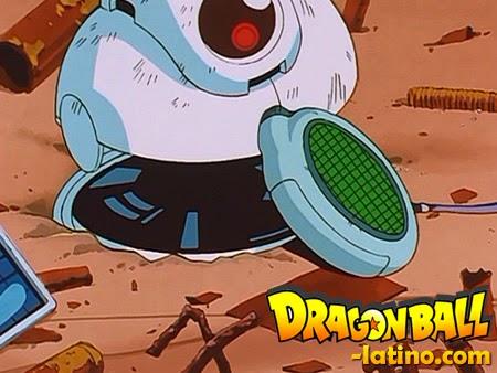 Dragon Ball GT capitulo 3