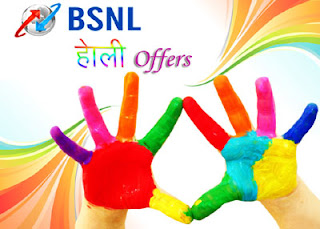 BSNL full talkvalue holi 2013 offer