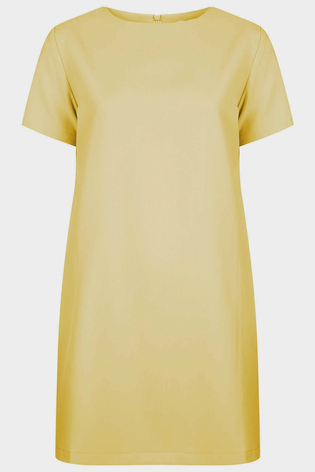 lemon shift dress