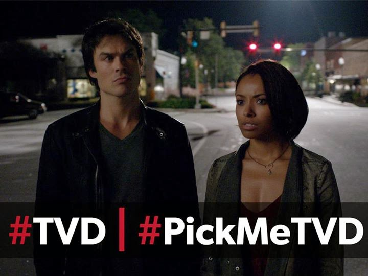 Demon And Bonnie Are A Long Way From Home - All New TVD