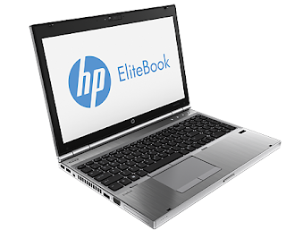 HP Elitebook 8570p Specs
