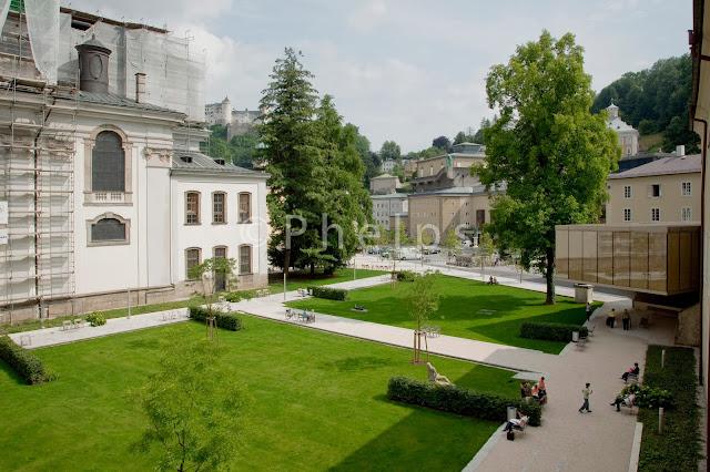 Furtwängler Park Salzburg - Arch. Oneroom - Foto Andrew Phelps
