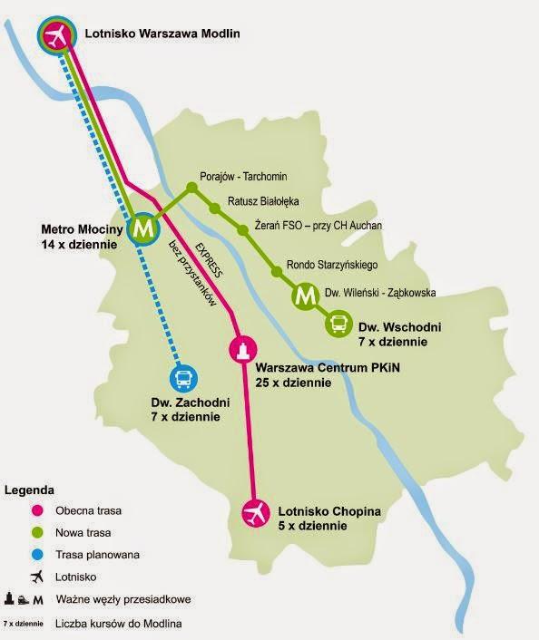 Варшава-Заходня - метро