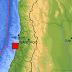Fuerte sismo 5,7 richter sacudió esta noche a Valparaíso