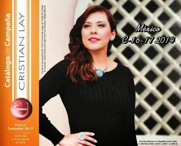 catalogo cristian lay C-16-17 2014 MX