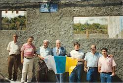 Homenaje a Secundino Delgado, octubre 1997