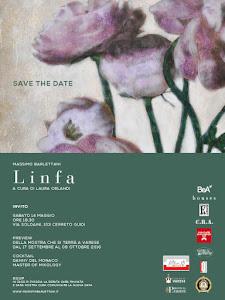 Massimo Barlettani - LINFA - a cura di Laura Orlandi