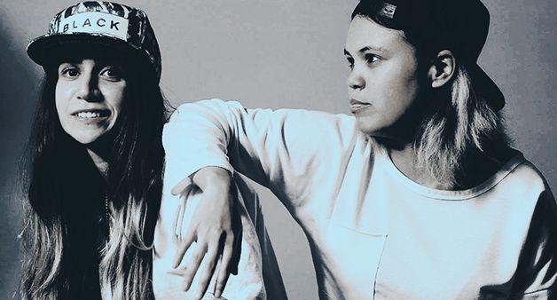 BLACK GIRL / WHITE GIRL X CeCe Rogers - All Join Hands
