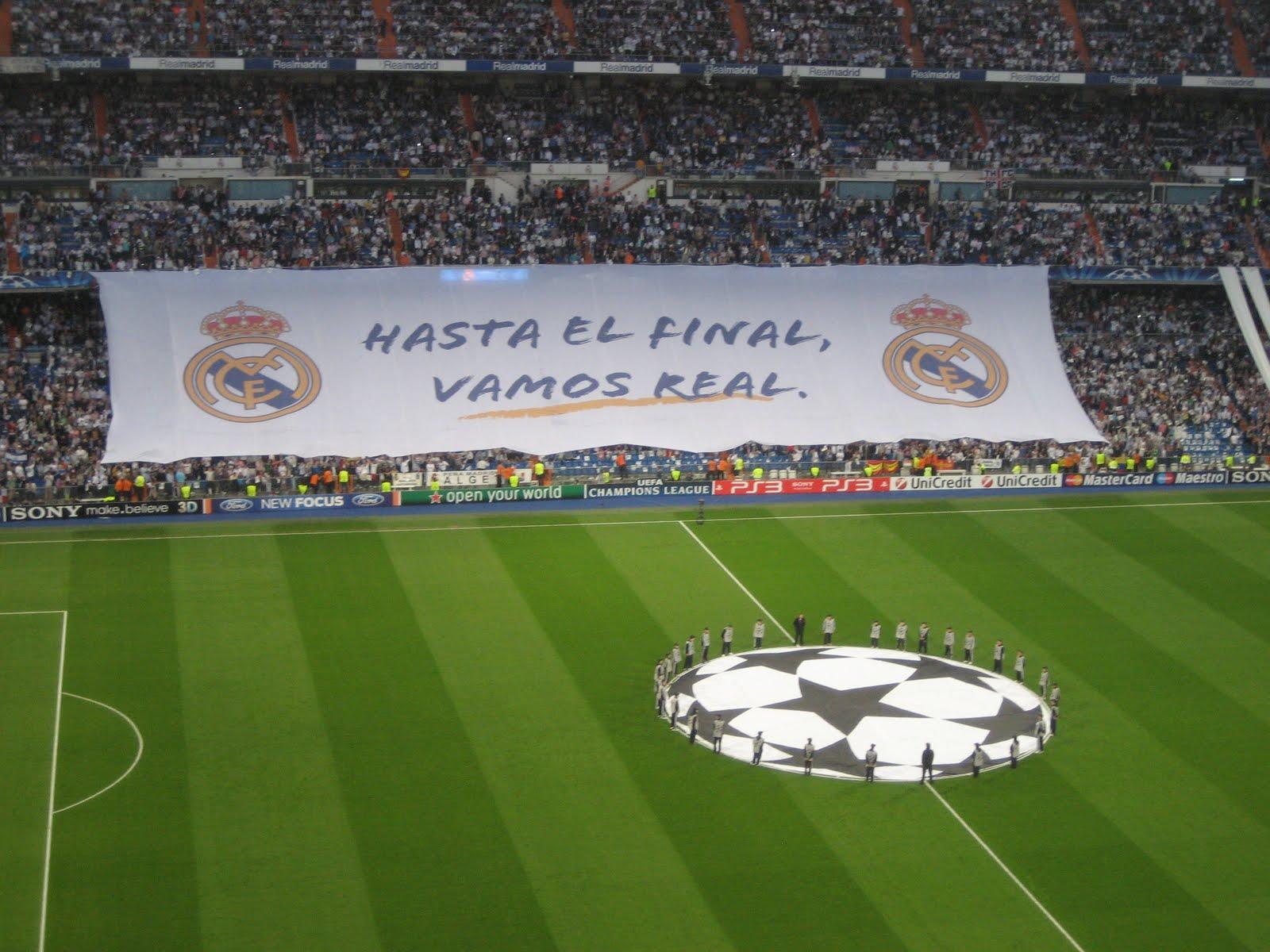 how to visit real madrid stadium
