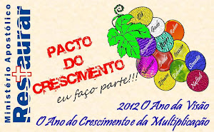 PACTO DO CRESCIMENTO!!!