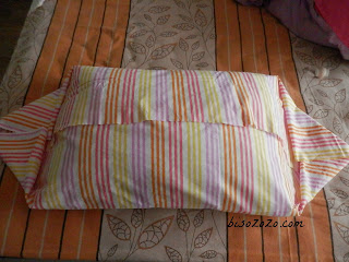 no sew pillow covers