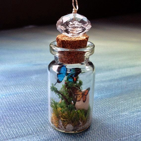 mini bottle neckles