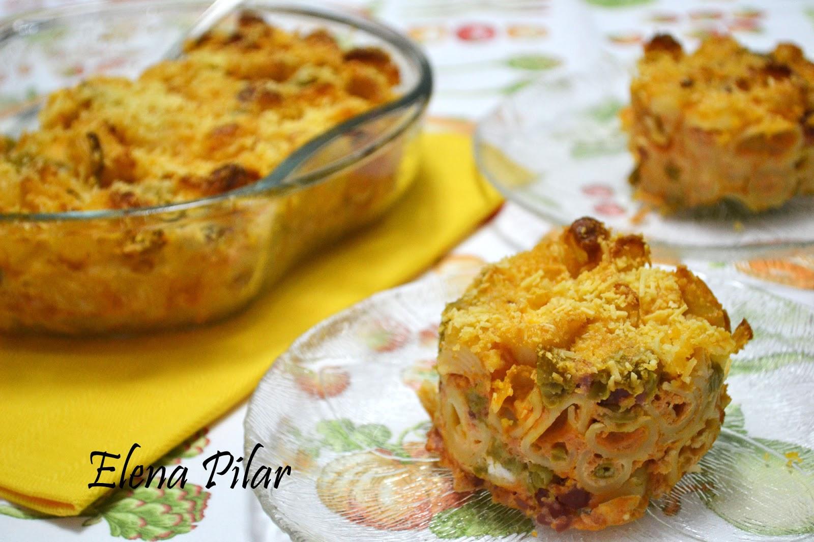 Pastel salado rapido cocinar en casa es for Recetas facilisimo