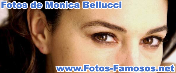 Fotos de Monica Bellucci